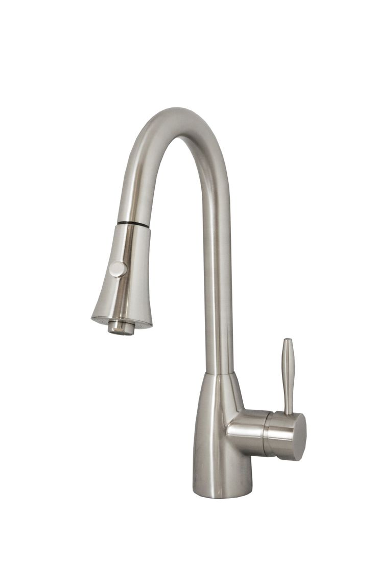 ultra modern kitchen faucet designs ideas indispen modern kitchen faucets Kitchen Virtu USA Varuna PSK BN Kitchen Faucet Brushed Nickel Finish Modern Kitchen Faucets