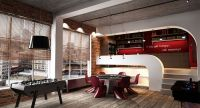 Urban Loft Interior Design by George Papos