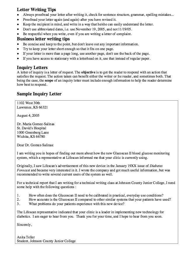 hoa resume sample