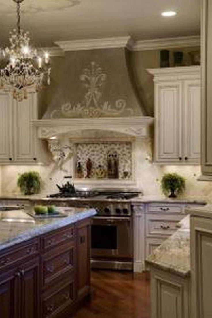 99 french country kitchen modern design ideas 38