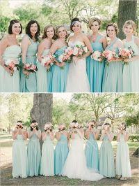 Best 25+ Aqua bridesmaid dresses ideas on Pinterest