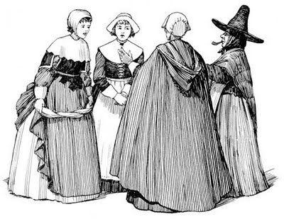 http://4.bp.blogspot.com/-flNieiXlLdc/T1lA1k58W1I/AAAAAAAABq4/PFokPL8TzdM/s1600/Puritan+women.jpg: Puritan Clothing, Clothing Inspiration, 1600S Puritan