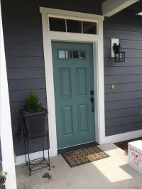 25+ best ideas about Teal front doors on Pinterest | D ...