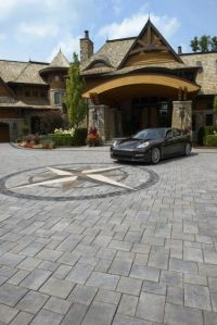 17 Best images about Homeowner Driveways & Front Entrances ...