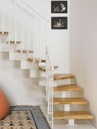 17 Best ideas about Small Space Stairs on Pinterest | Tiny ...