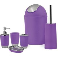 25+ best ideas about Purple bathroom accessories on ...