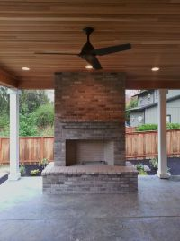 17 Best ideas about Outdoor Fireplace Brick on Pinterest ...
