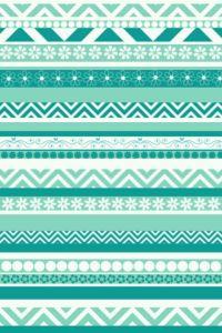 green blue aztec wallpaper  | DESIGN - Wallpaper ...