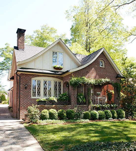 78+ Ideas About Tudor House Exterior On Pinterest | White Houses