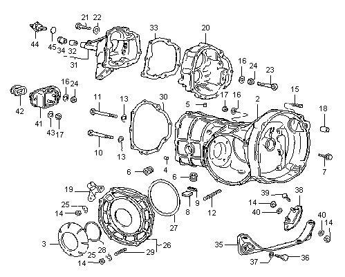 vw type 1 wiring diagram