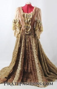17 Best images about Pirate Women's Fashion Wedding Dress ...
