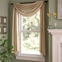 1000+ ideas about Window Scarf on Pinterest | Bathroom ...