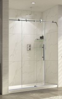 17 Best ideas about Sliding Shower Doors on Pinterest