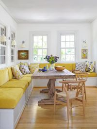25+ best ideas about Dining room banquette on Pinterest ...