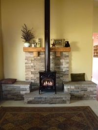 25+ best ideas about Wood stove hearth on Pinterest   Wood ...