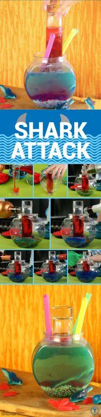 Fish Bowl Drink Recipe | www.imgkid.com - The Image Kid ...