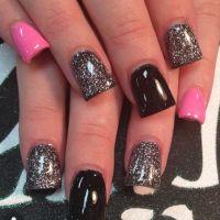 cute square acrylic nails tumblr | nail art | Pinterest ...