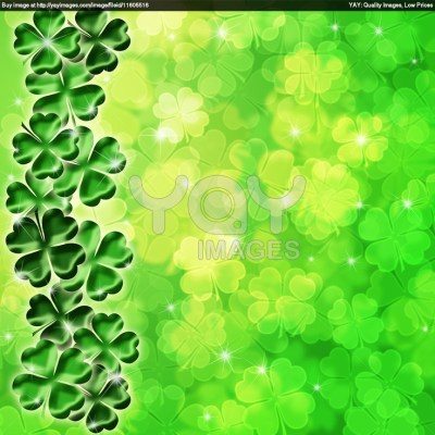 shamrock wallpaper | Aaaa | Pinterest | Photos, Blurred background and Wallpapers