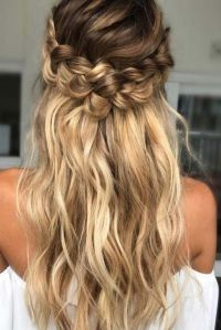 25+ best ideas about Straight wedding hairstyles on ...