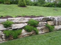 1000+ ideas about Boulder Retaining Wall on Pinterest ...