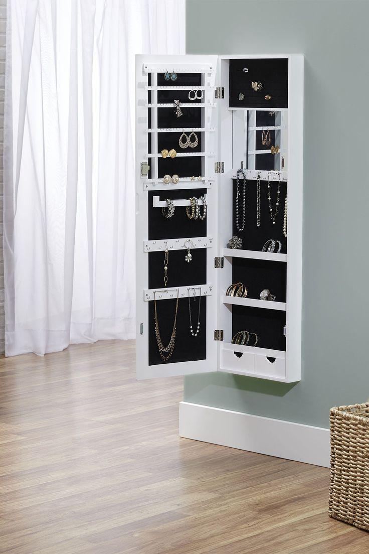 Best 10 Jewelry Cabinet Ideas On Pinterest Mirror