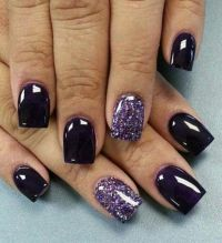 1000+ ideas about Purple Nail Polish on Pinterest   Fall ...