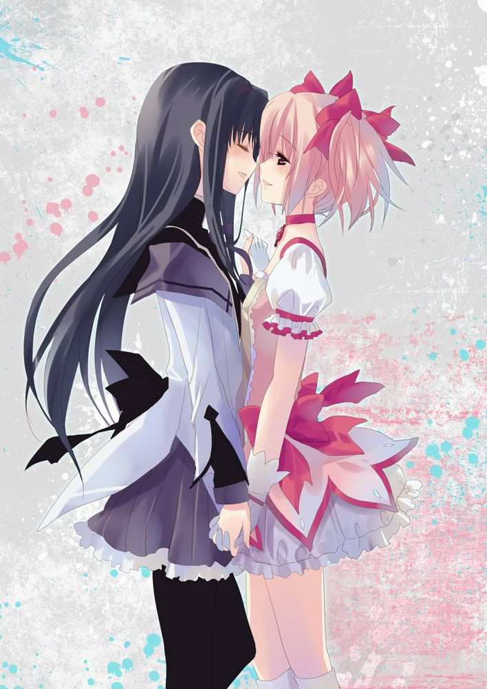 Wallpaper Engine Girl Falling Music 17 Best Images About Homura X Madoka On Pinterest My