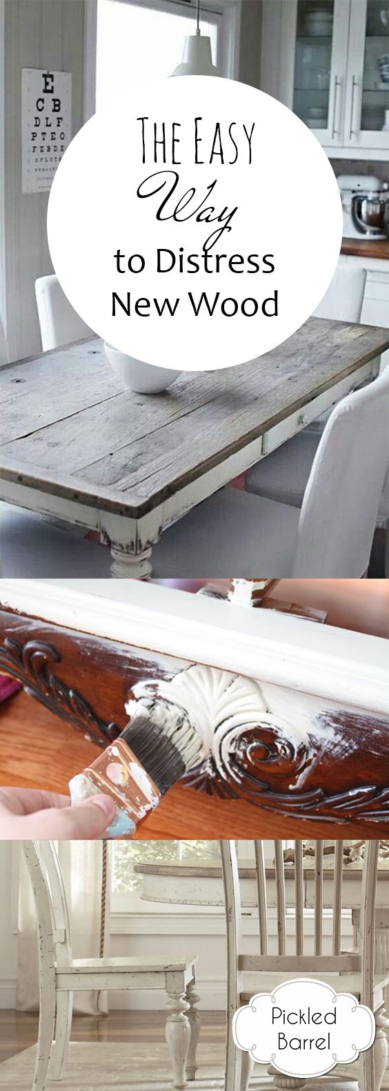 How to distress wood easy ways to distress wood wood distressing diy wood