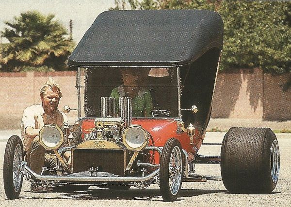 Custom Classic Car Wallpapers Leg Show T Bucket By Danny Eichstedt Blows Hot Rod Minds
