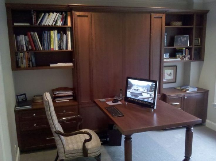 Murphy Bed Desk Murphy Bed Wall Desk Combination ~ Http://lanewstalk.com