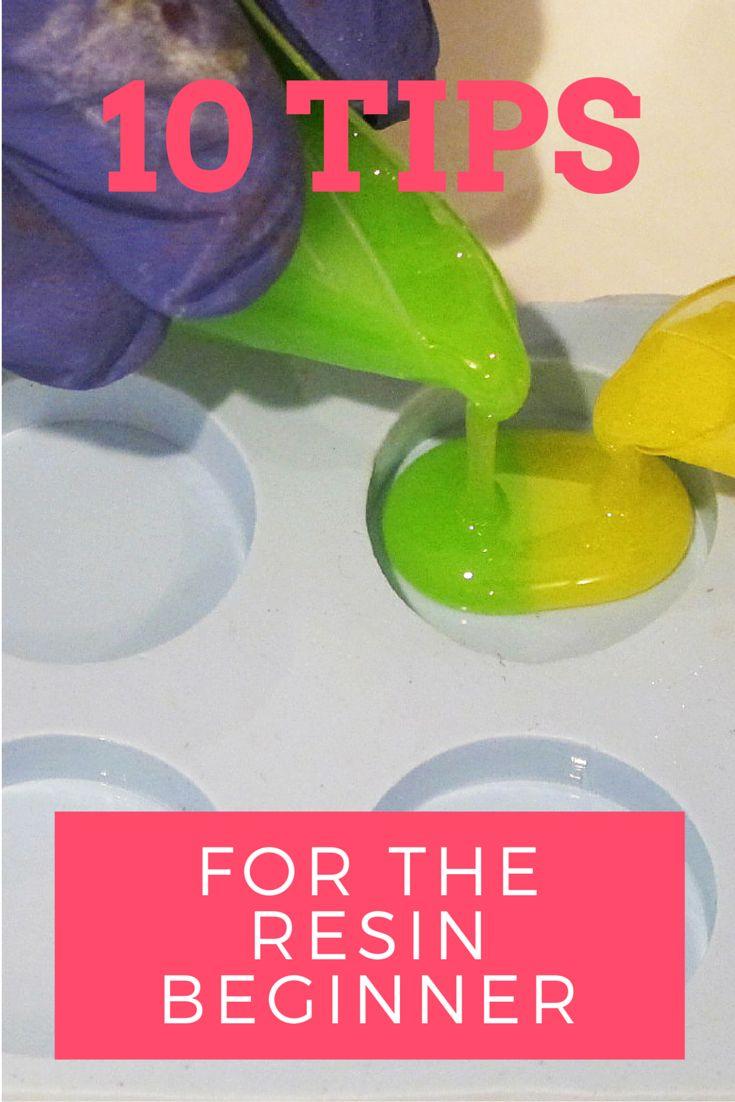 Advice for the resin beginner resin craftsresin artdiy