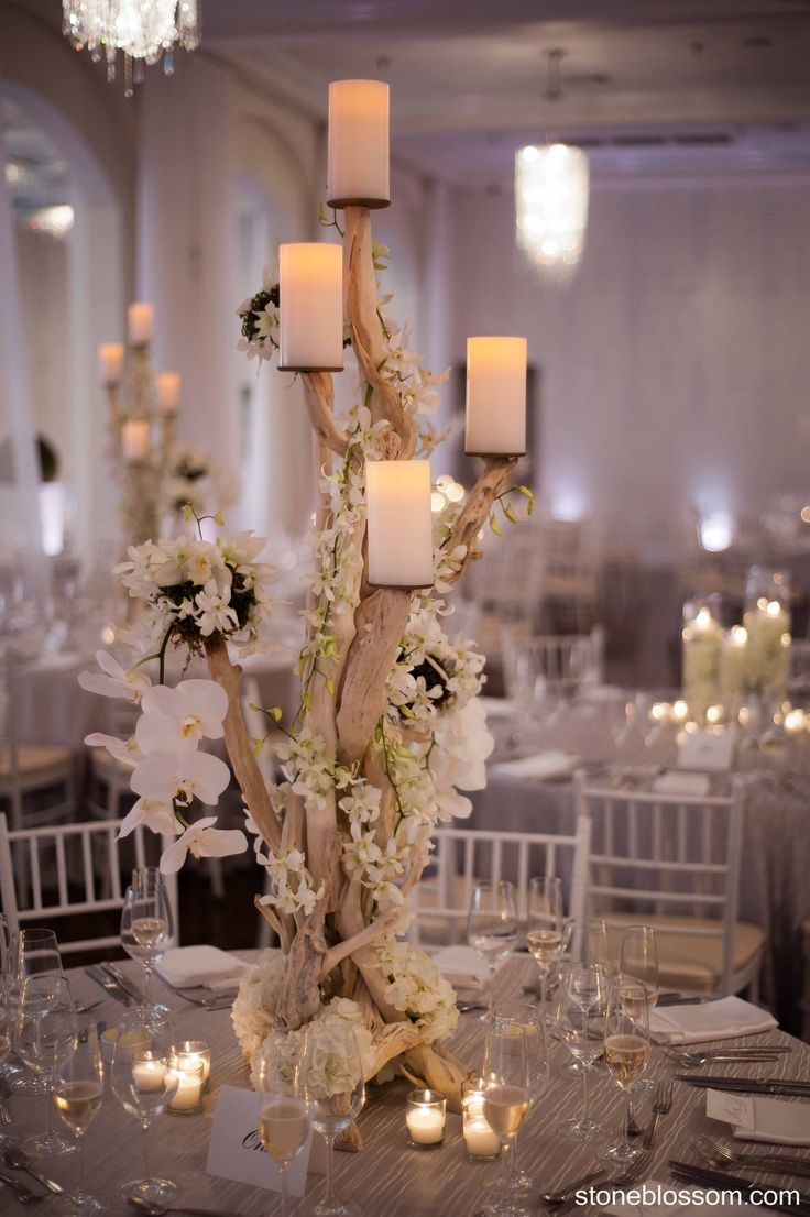 wedding centrepieces centerpieces wedding 25 Best Ideas about Wedding Centrepieces on Pinterest Winter table centerpieces Wedding table decorations and Table centerpieces