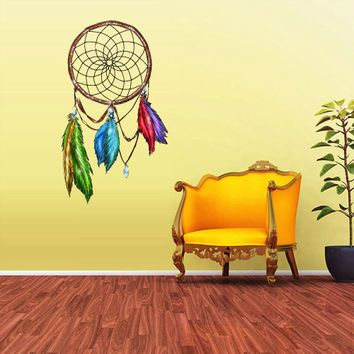 Classic Car Wallpaper For Bedrooms Full Color Wall Decal Mural Sticker Dream Catcher