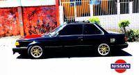 Nissan Sentra GB12 Coupe JDM roof rack lowered | b12 ...