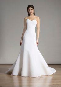 25+ best ideas about Silk Wedding Gowns on Pinterest