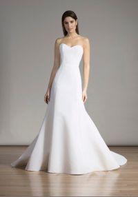 25+ best ideas about Silk Wedding Gowns on Pinterest ...