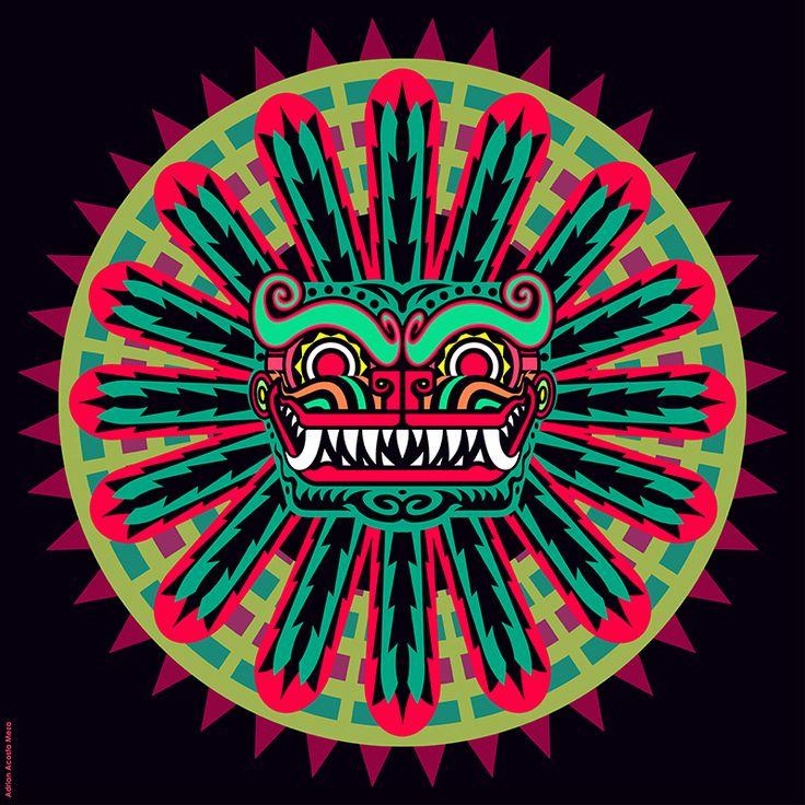 La Dodgers Iphone Wallpaper Quetzalcoatl Por Adrian Acosta Meza Adriarte Maguey