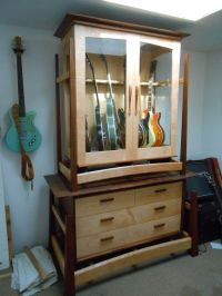 17 Best images about Guitar Storage Cabinets on Pinterest ...