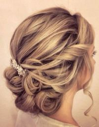 1000+ ideas about Medium Wedding Hairstyles on Pinterest