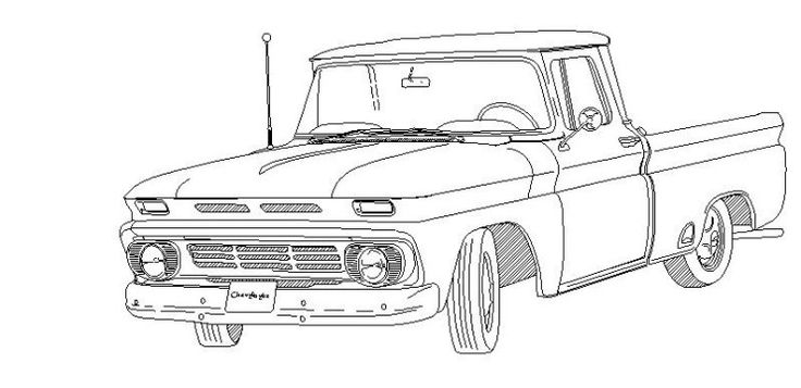 1962 chevy c10 short bed