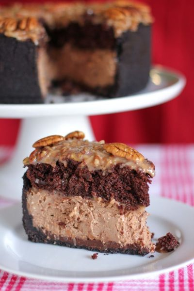 Community Post: 20 Cheesecakes To Dream About Tonight   My wife, Cakes and Birthday cakes