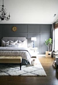 25+ best ideas about Wall behind bed on Pinterest ...