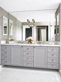 1000+ ideas about Gray Bathroom Vanities on Pinterest ...