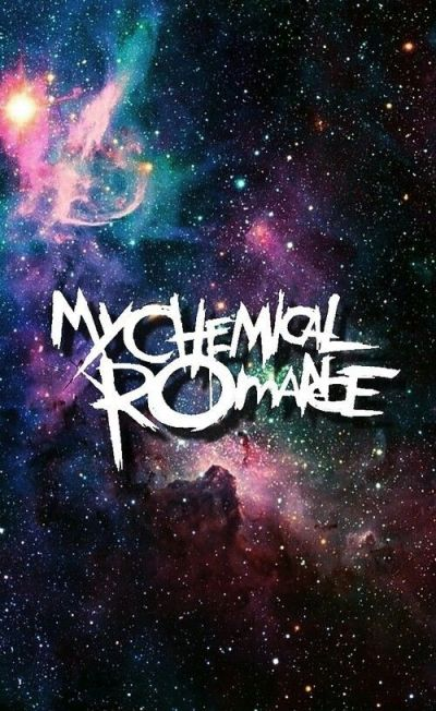 My Chemical Romance wallpaper #galaxy #wallpaper #MCR   P!ATD & MCR   Pinterest   Romance