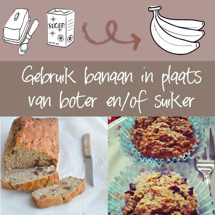 Bananenbrood Uit Paulines Keuken 15 Best Images About Gezonde Receptenwebsites On Pinterest