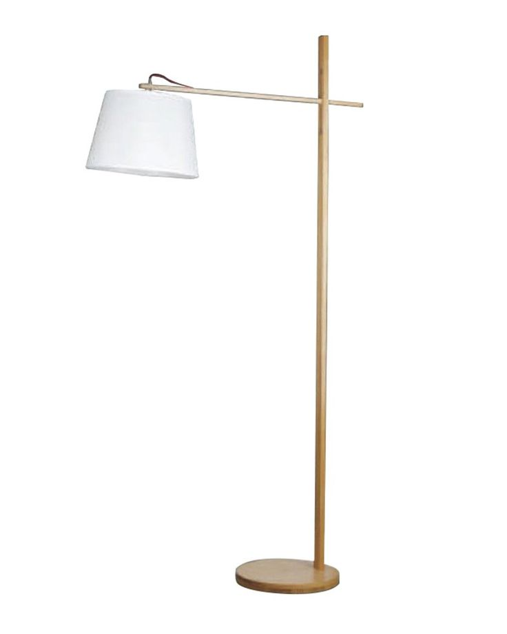 17 Best ideas about Wooden Floor Lamps on Pinterest