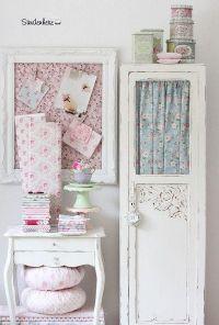 Romantic Shabby Chic DIY Project Ideas & Tutorials ...