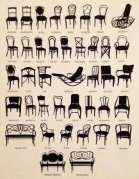 18 best images about chair styles and types on Pinterest ...
