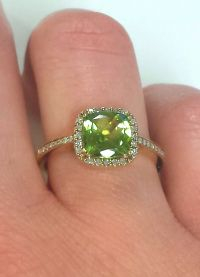 17 Best ideas about Peridot Jewelry on Pinterest | Peridot ...