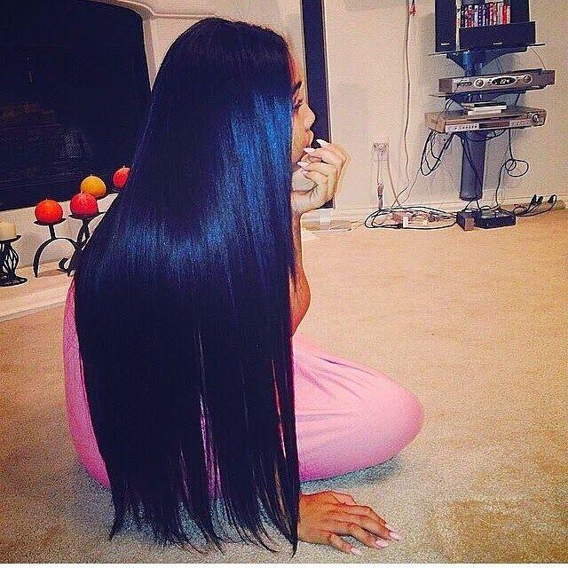 1000 ideas about cabello negro azulado on pinterest